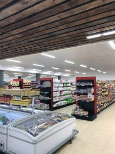 Helvar Supermarket Store lighting