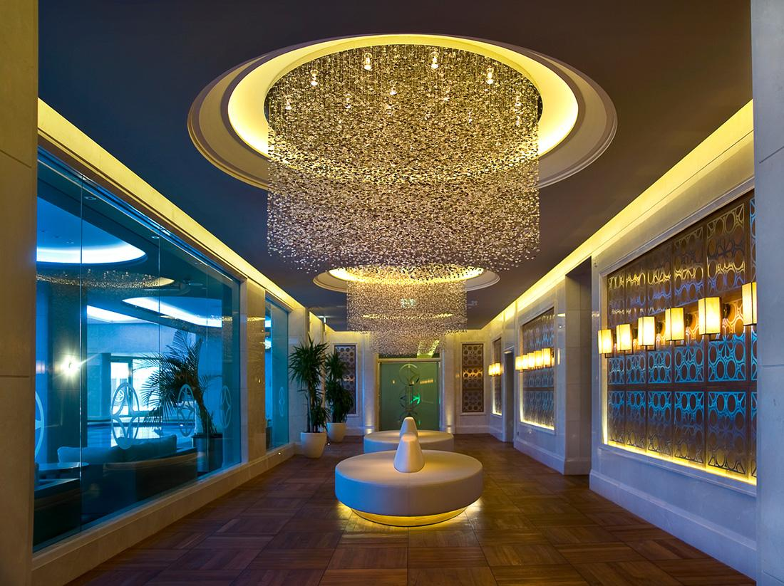 Hospitality constant voltage LED lighting
