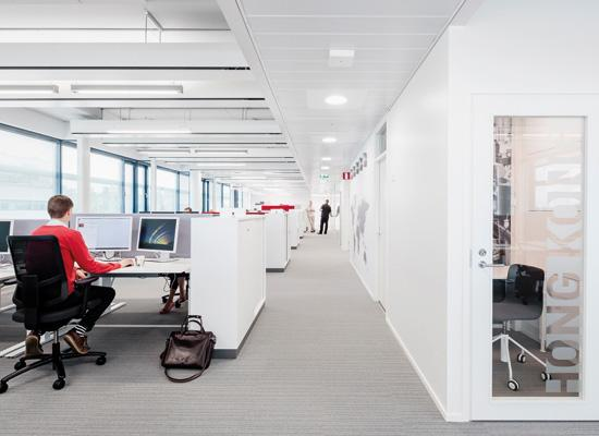 Helvar HQ Espoo Finland Office Case Study