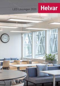 Helvar LED Treiber Lösungen Kataloge 2020