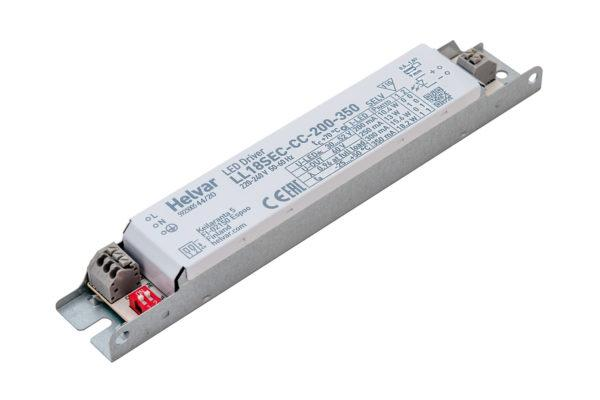 SELV protected non-dimmable 18W LED driver